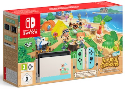 Nintendo Switch Edition Animal Crossing New Horizons