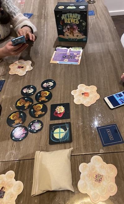 jeu Attrape Rêves - As Or 2020