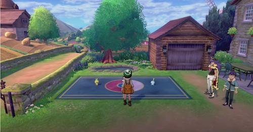 Pokémon Épée et Pokémon Bouclier.