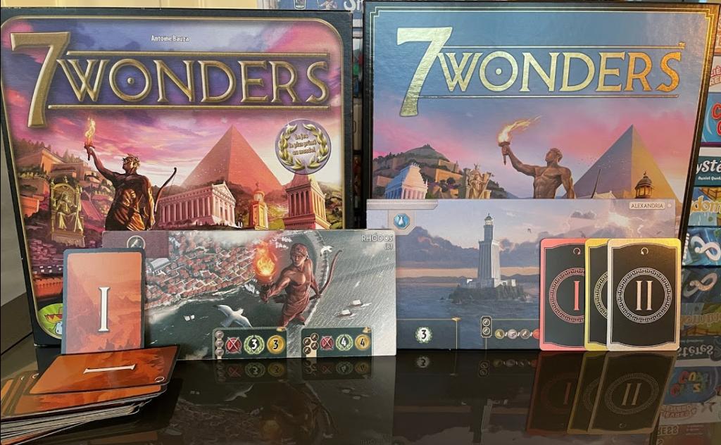 7 Wonders 2020