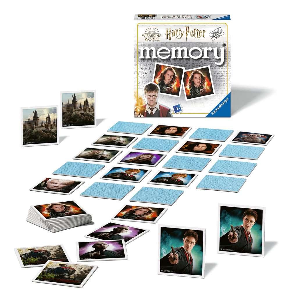 Harry Potter Memory