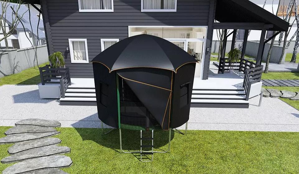 5 critères pour bien choisir un trampoline