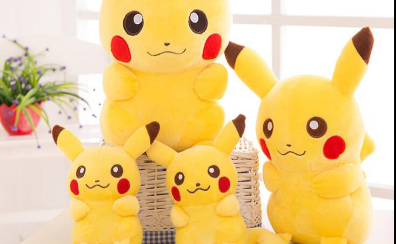 Adoptez un Pokémon… en peluche !