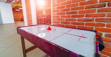Jeu d'arcade Air Hockey