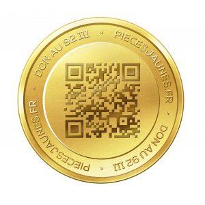 QR Code Les pièces jaunes