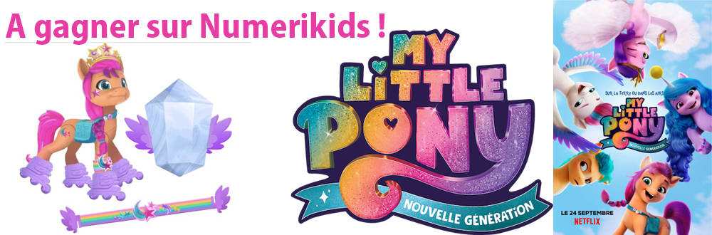Concours My Little Pony !